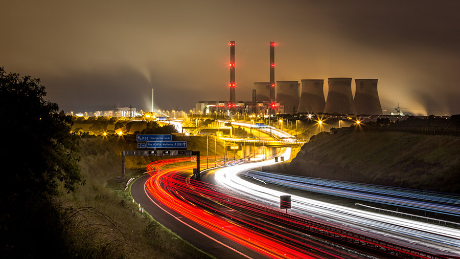 Ferrybridge Landscape Photography