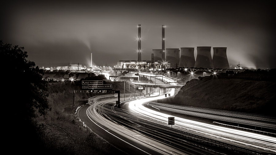 Ferrybridge Landscape Photography West Yorkshire