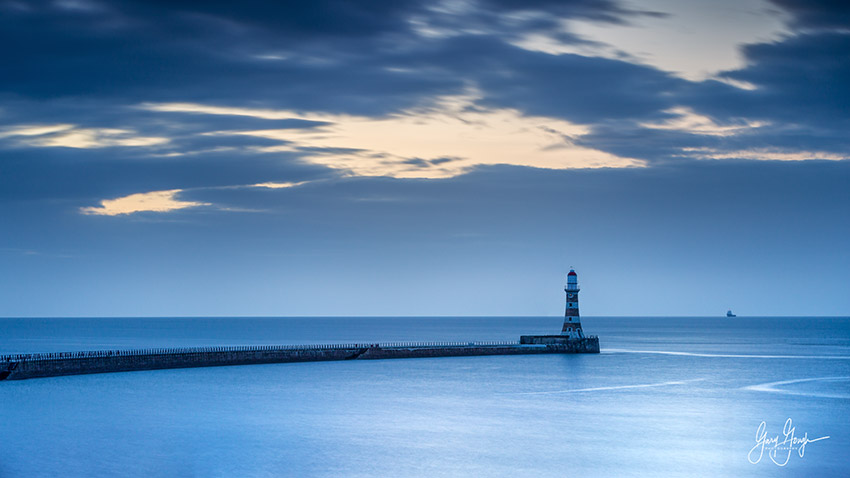 Roker Lighthouse Landscape Photography Sunderland