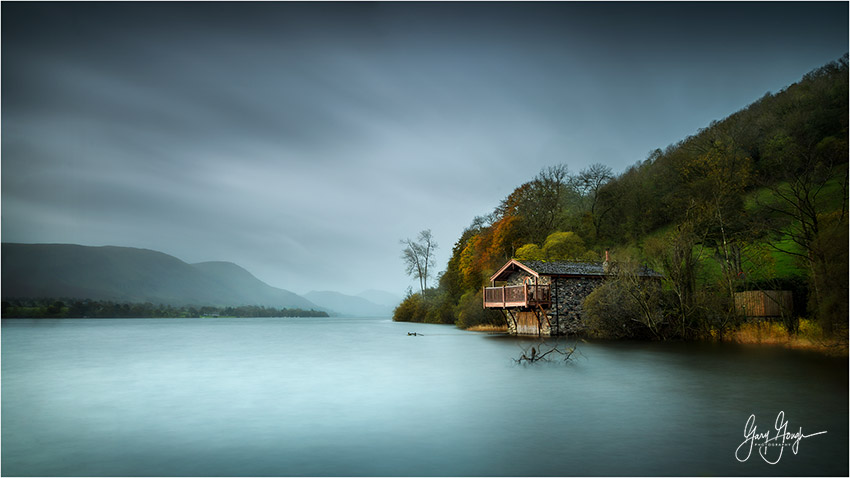 The Boathouse Ullswater Landscape Photography