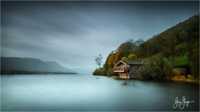 The Boathouse Ullswater Landscape Photography
