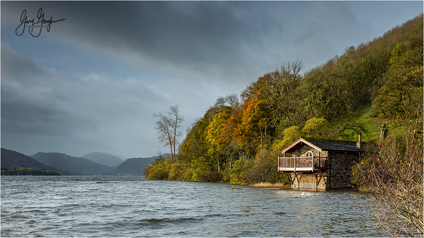 The Boathouse Landscape Photography