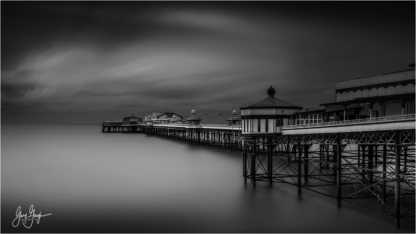 Landscape Photography Blackpool, England UK