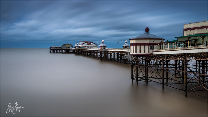 Landscape Photography Blackpool