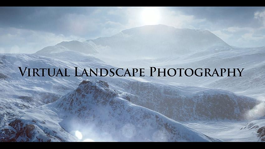 Virtual Landscape Photography