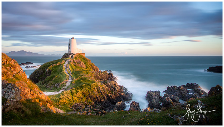 Llanddwyn Lighthouse - Landscape Photography