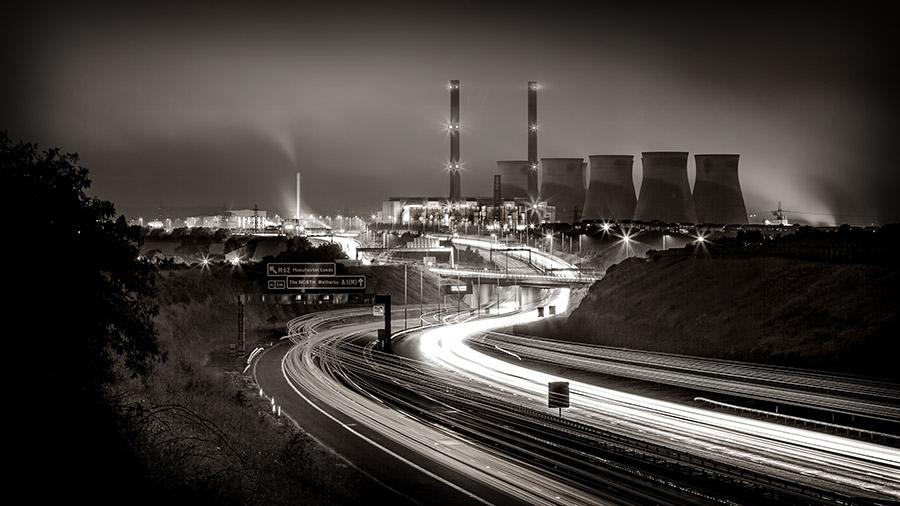 Ferrybridge Landscape Photography