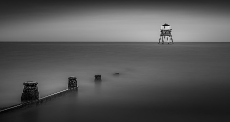 Landscape Photography Dovercourt Lighthouse