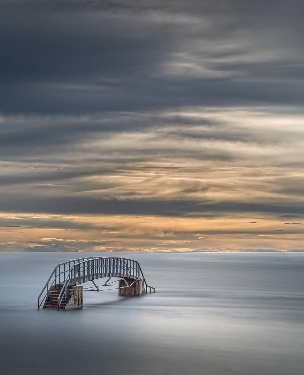 The Bridge to Nowhere Dunbar Scotland