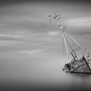 Pin Mill Boat Wrecks