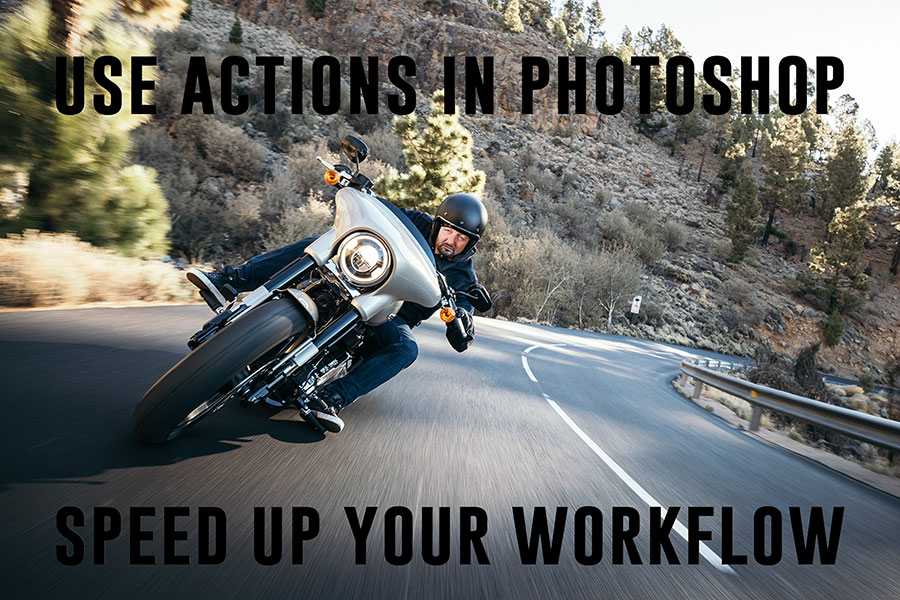 Speed up your workflow with Actions